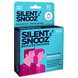 Silent Snooz Snoring Aid Unscented, 1 Size Fits All