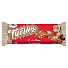 DeMet's Turtles 3 Piece Candy Bar