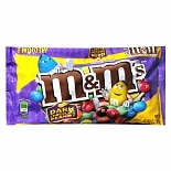 m&m's Dark Chocolate Candies Peanut