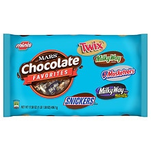 Mars Minis Candy Bar Mix