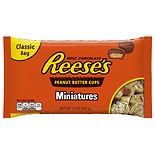 Reese's Miniatures Peanut Butter Cups Milk Chocolate