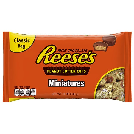 Reese's Miniatures Peanut Butter Cups