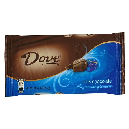 Dove Promises Silky Smooth Chocolates Milk Chocolate