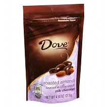 Dove Roasted Almonds Roasted