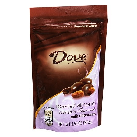 Dove Roasted Almonds Milk Chocolate