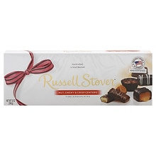 Russell Stover Fine Chocolates Nut, Chewy & Crisp