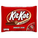 Kit Kat Candy Bars Snack Size