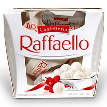 Ferrero Raffaello Raffaello Almond Coconut Treats Almond Coconut
