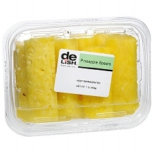 Good & Delish Pineapple Spears