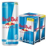 Red Bull Energy Drink Sugar Free,8.4 oz Cans