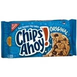 Nabisco Chips Ahoy! Real Chocolate Chip Cookies Chocolate Chip