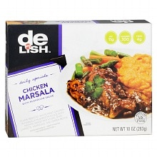 Good & Delish Frozen Dinner Chicken Marsala