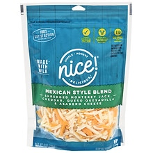 Nice! Natural Shredded Cheese