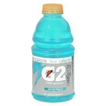 G2 Low Calorie Thirst Quencher Beverage 32 oz Bottle