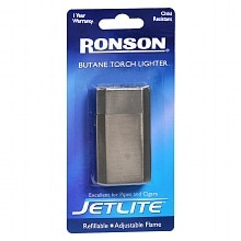 Ronson Jetlite Butane Torch Lighter