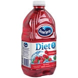 Ocean Spray Diet Cranberry Juice