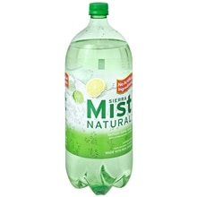 Sierra Mist Soda 2 Liter Bottle Lemon-Lime