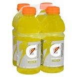 Gatorade Perform Thirst Quencher Beverage 4 Pack Lemon Lime