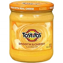 Tostitos  Smooth & Cheesy Flavored Dip