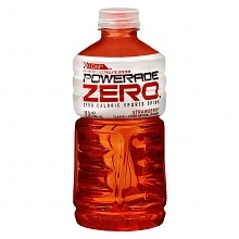 Powerade Zero Strawberry Sports Drink