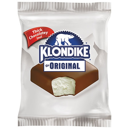 Klondike Ice Cream Bar...