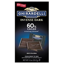 Ghirardelli Chocolate Squares 60% Dark Chocolate
