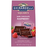 Ghirardelli Chocolate Squares Dark & Raspberry