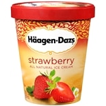Haagen-Dazs All Natural Ice Cream