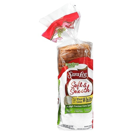 Sara Lee Soft & Smooth Bakery Bread
