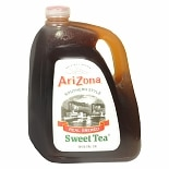 Arizona Southern Style Sweet Tea Real Brewed