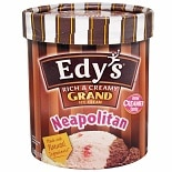 Edy's Grand Ice Cream Neapolitan
