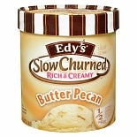 Edy's Slow Churned Light Ice Cream Butter Pecan