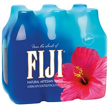 Fiji Natural Artesian Water 6 Pack