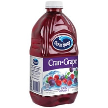 Cran-Grape Juice Drink