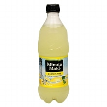 Minute Maid Lemonade Beverage