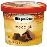 Haagen-Dazs Ice Cream Chocolate