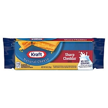 Kraft Natural Cheese Sharp Cheddar