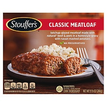 Stouffer's Signature Classics Frozen Entree Meatloaf