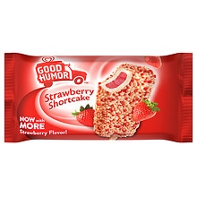 Good Humor Ice Cream Bar Strawberry Shortcake