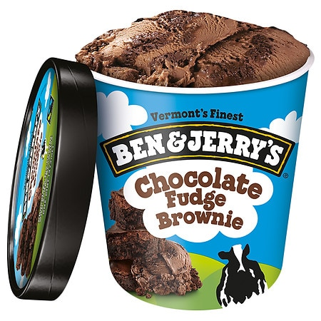 Ben & Jerry's Ice Cream Chocolate Fudge Brownie
