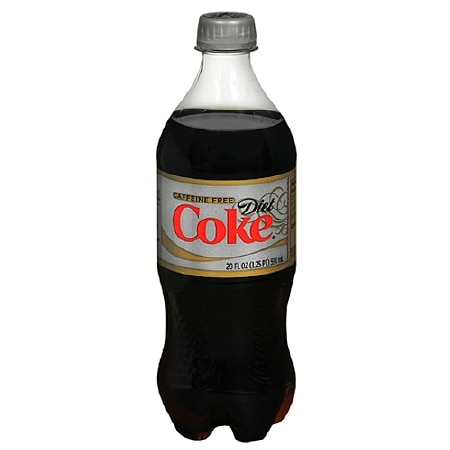 Diet Coke Caffeine Free Soda 20 oz. Bottle