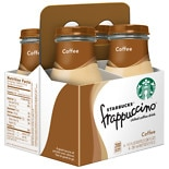 Starbucks Coffee Frappuccino Coffee Drink 4 Pack Coffee