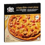 Good & Delish Frozen Crispy Thin-Crust Pizza
