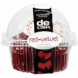 Good & Delish Cupcake Red Velvet
