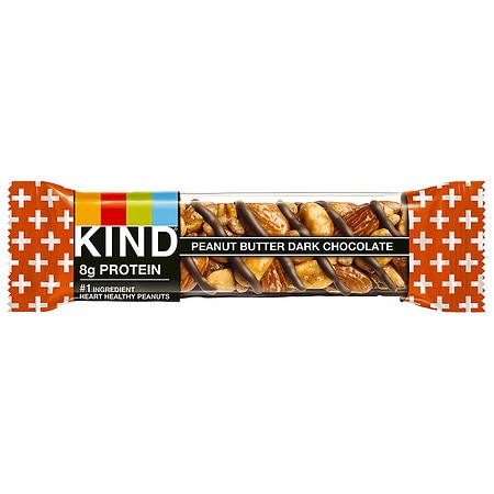 KIND Fruit + Nut Bar Peanut Butter Dark Chocolate