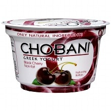 Chobani Greek Yogurt Black Cherry