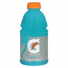 Gatorade Perform Thirst Quencher Beverage 32 oz Bottle Glacier Freeze