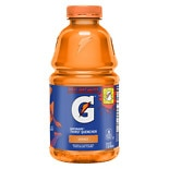 Gatorade Perform Thirst Quencher Beverage 32 oz Bottle Orange