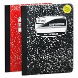 Mead Composition Notebook College Ruled Assorted Colors