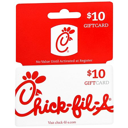 Fast Card Chick-fil-A Gift Card